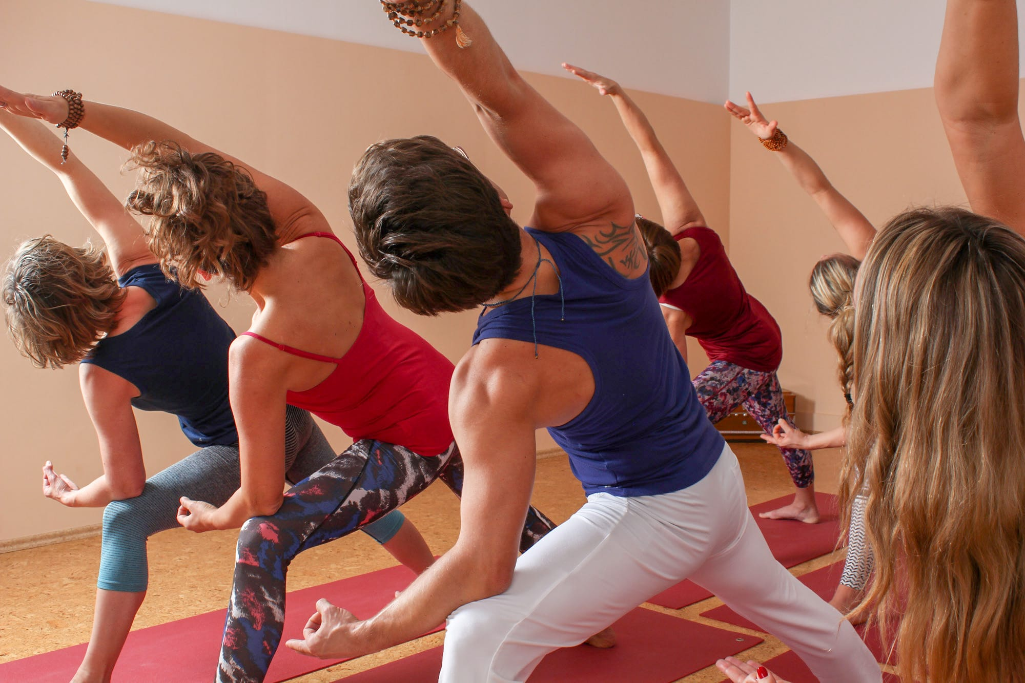 Yoga-Stunden nachholen