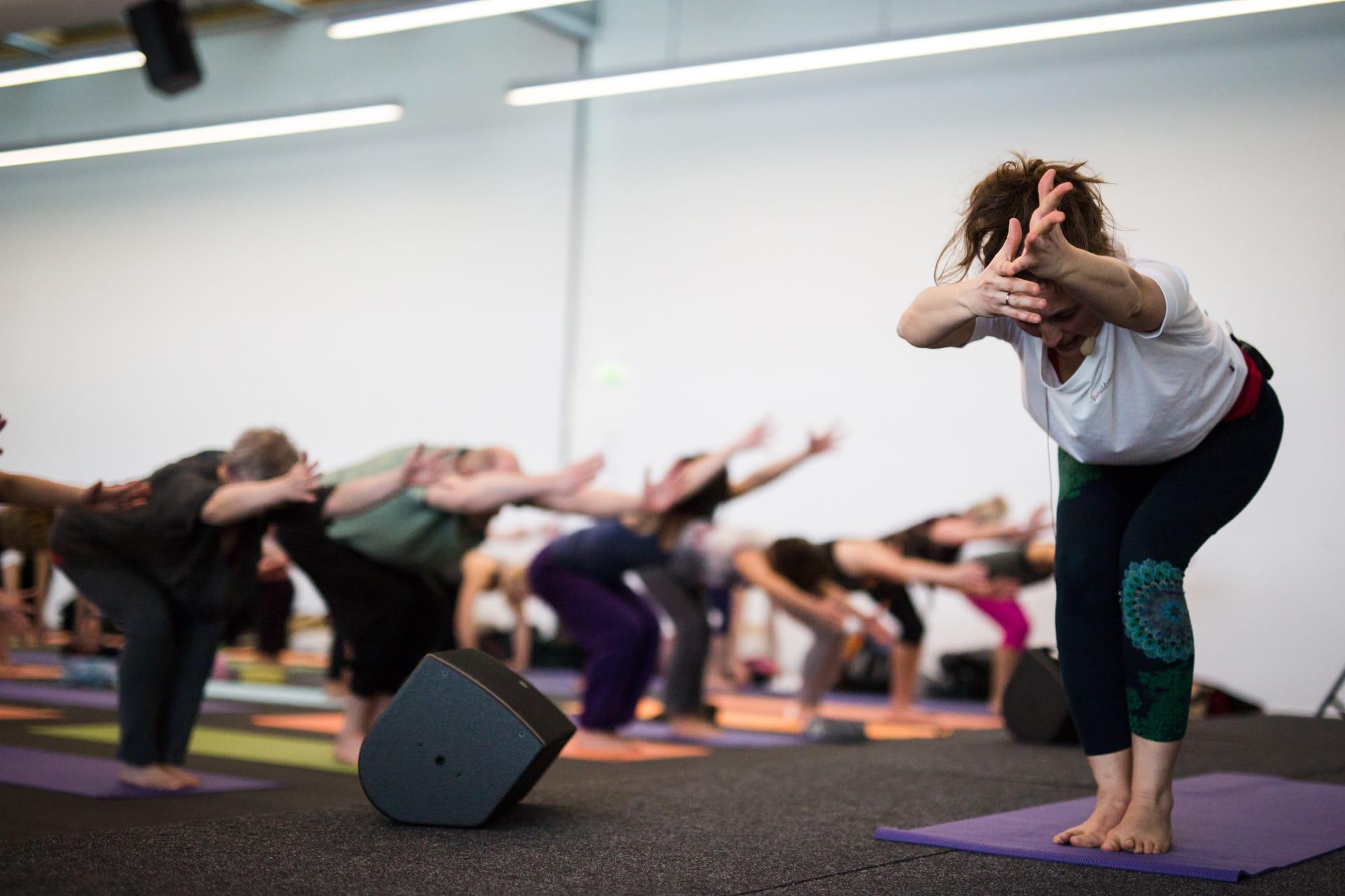 Anusara Yoga Spiraldynamik® bei yoga-ma