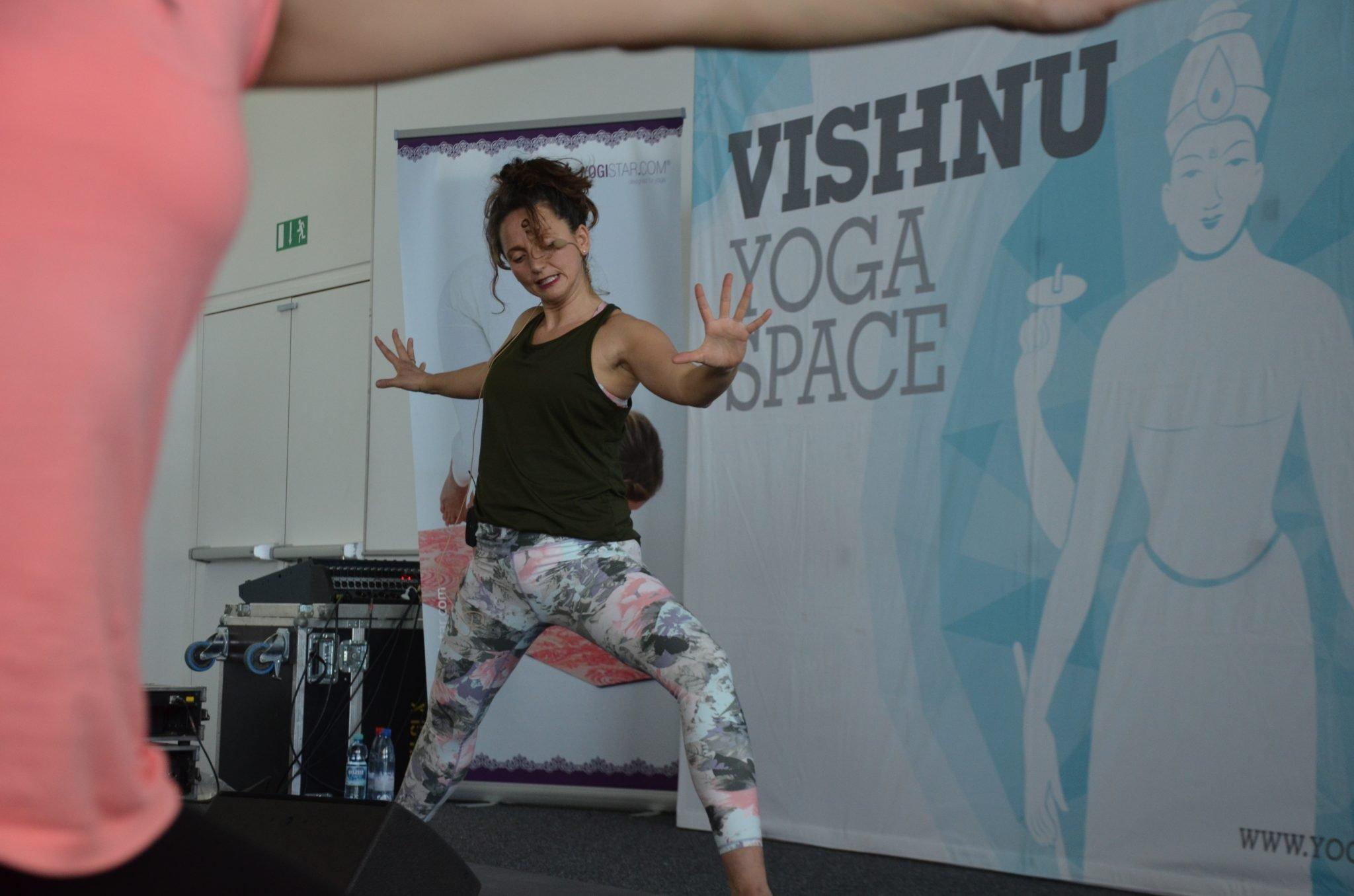 Yoga World Stuttgart 2018