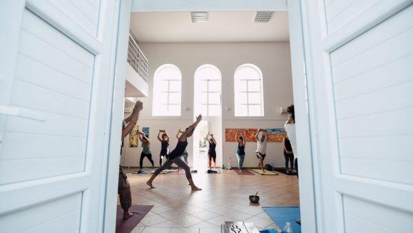 Yogaferien in Kroatien
