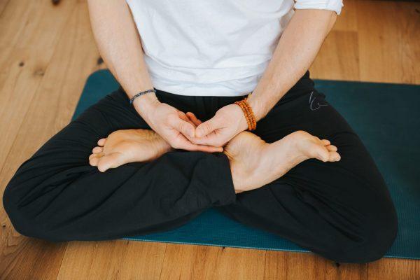 Yoga Atemtechnik und Meditation
