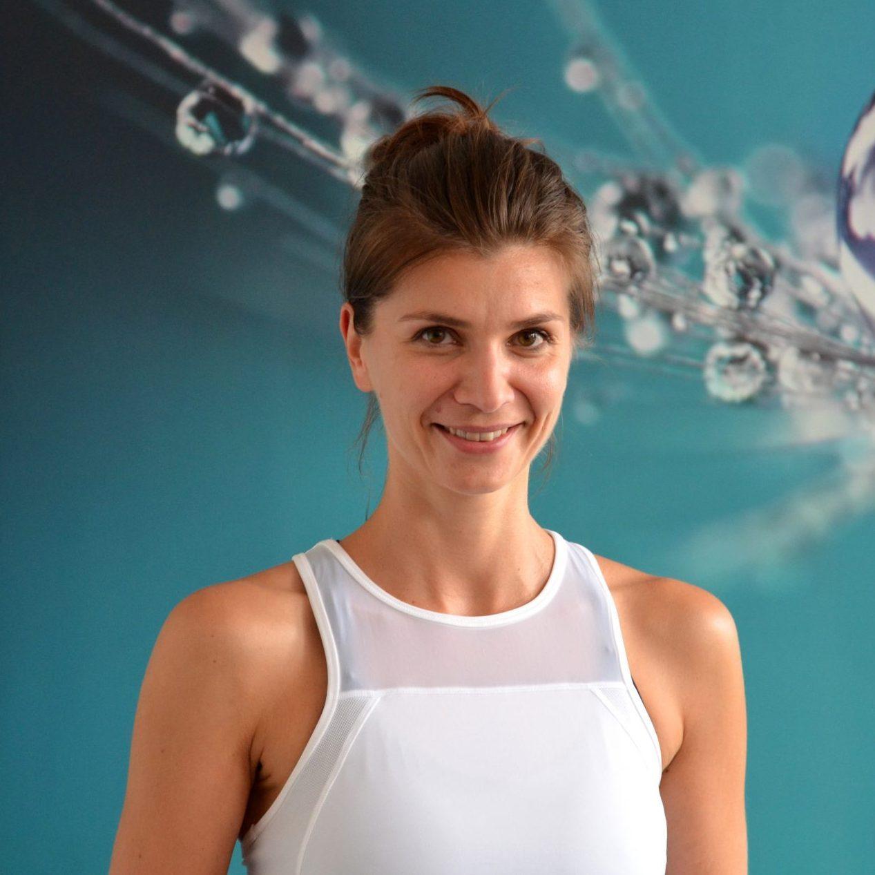 Yogalehrerin Magda Mroz von YOGA-MA – Deinem Yogastudio in Stuttgart und Umgebung